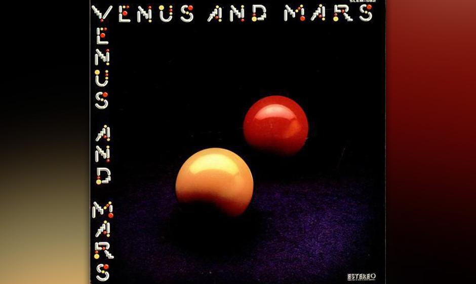 """52. Call Me Back Again (Auf """"Venus And Mars"""", 1975). In diesen Song ist die Musik des Aufnahmeortes New Orleans hineingek"""