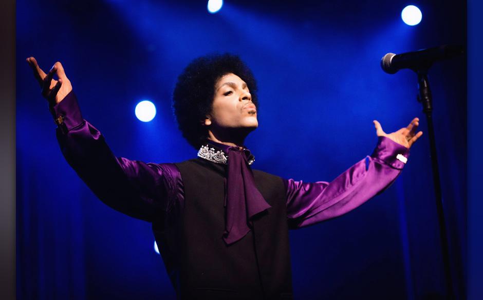 Prince beim Montreux-Jazz-Festival 2013