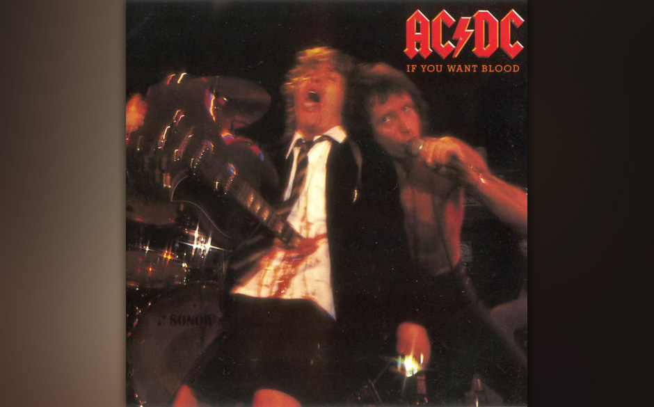 Platz 3 - AC/DC - 'If You Want Blood...'