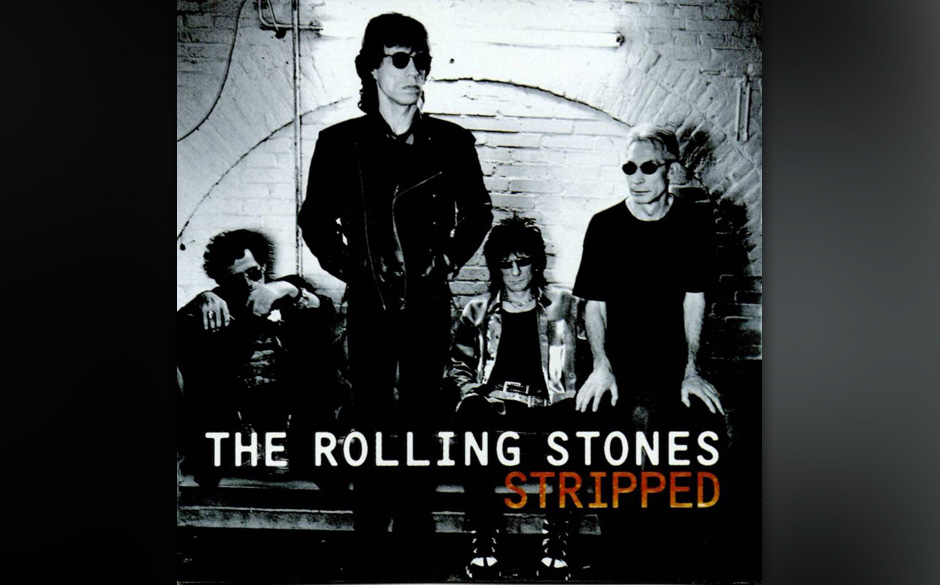 Platz 29: The Rolling Stones - 'Stripped'