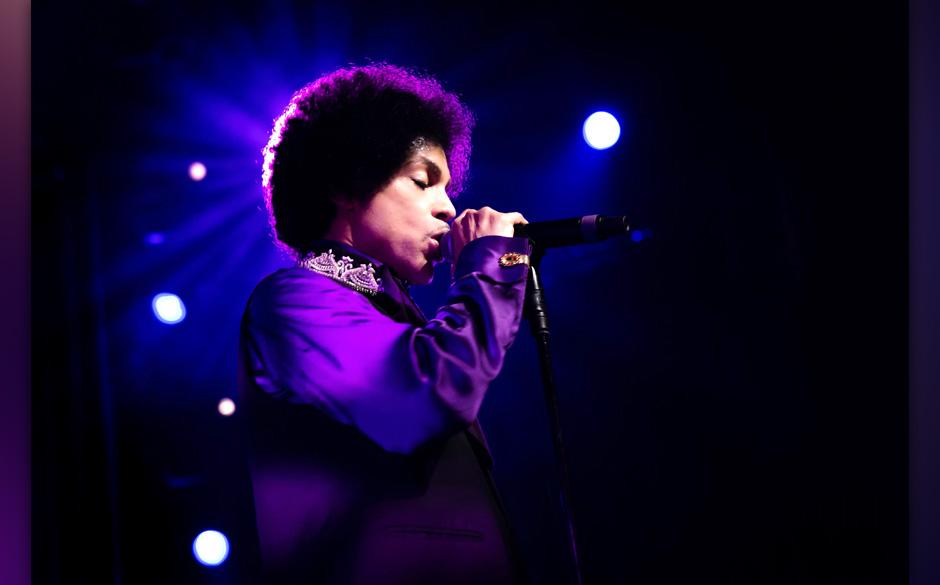 Prince: Neues Album 'HitNRund' wird exklusiv bei Tidal zu hören sein.
