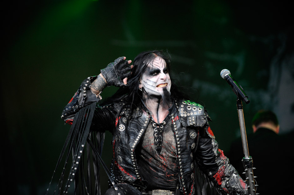 Dimmu Borgir live,  Wacken Open Air 2012