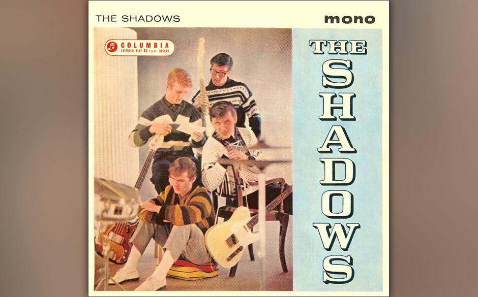 The Shadows - The Shadows  Diverse Hits hatten bereits bewiesen, dass Cliff Richards Backing-Band auch ohne den Star erfolgst