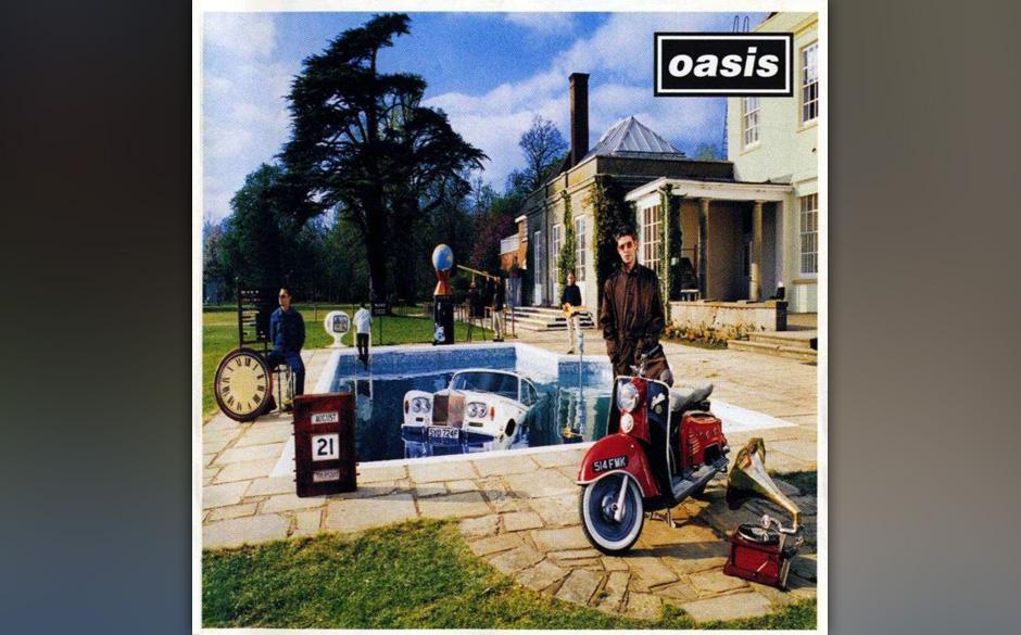 Oasis - Be Here Now  Auf 'Morning Glory' konnten sich alle einigen, die Weltherrschaft winkte, doch Oasis wollten mehr. Ein g