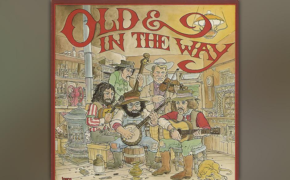 Old & In The Way - Old & In The Way  Die Evolution des Bluegrass schien zu Beginn der siebziger Jahre in Richtung Elektrik zu
