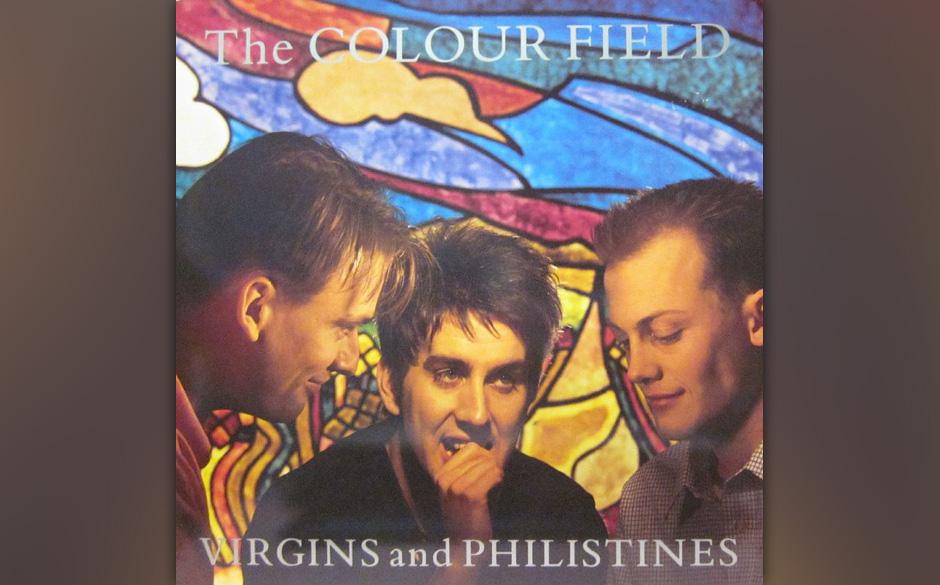 The Colour Field - Virgins And Philistines  Den sinistren Drive der ersten Single 'The Colour Field' fand man nirgendwo auf '