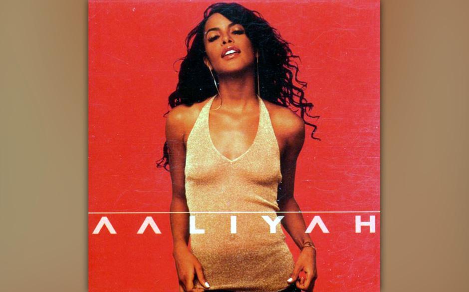 Aaliyah - Aaliyah  'It ain't just rhythm and blues', haucht Aaliyah in 'Loose Rap' zu aquatisch gurgelnden Electronica und ge