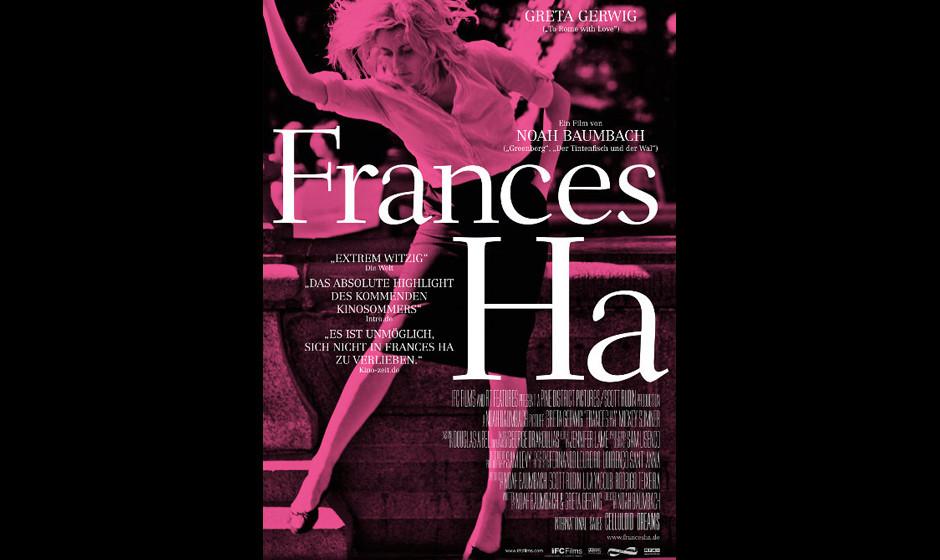 'Frances Ha'    Gentrifikations-Topografie mit Greta Gerwig als faszinierender Hauptdarstellerin .