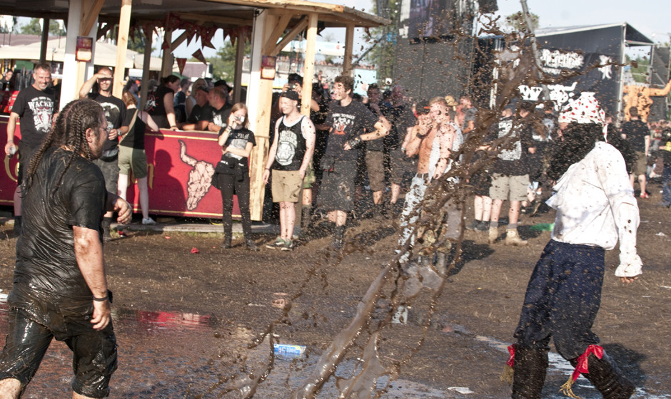 Wacken Open Air 2013 - Fans und Atmo am Samstag