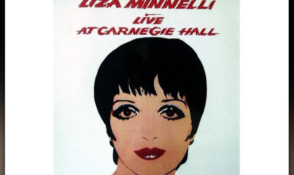 Liza Minnelli - 'Live At Carnegie Hall' (1979)