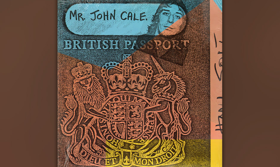 John Cale - 'Honi Soit' (1981)