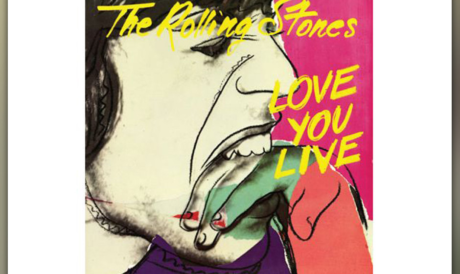 The Rolling Stones - 'Love You Live' (1977)