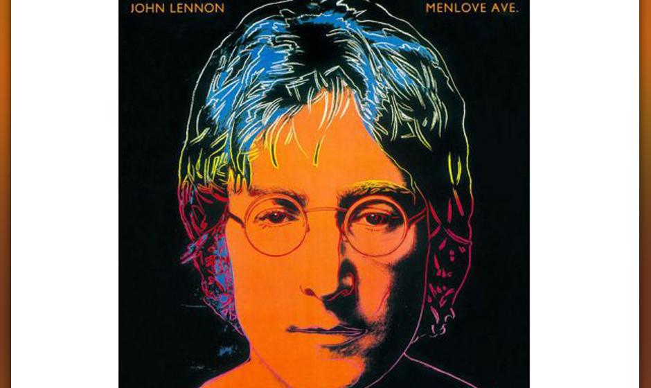 John Lennon - 'Menlove Ave' (1986)
