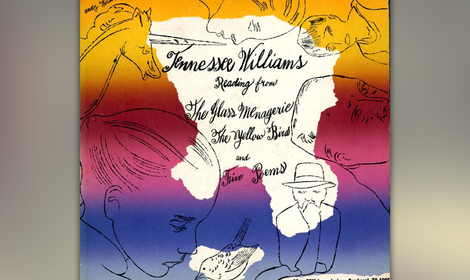 Tennessee Williams - 'Reading from The Glass Menagerie' (1960)