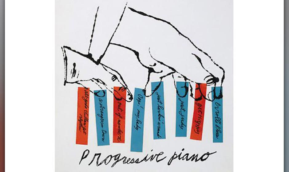 RCA Victor - 'Progressive Piano' (1952)