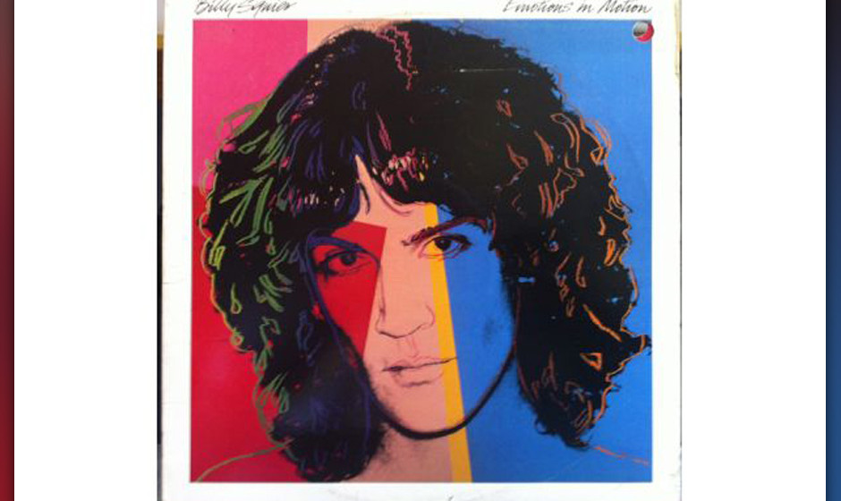 Billy Squier - 'Emotions in Motion' (1982)
