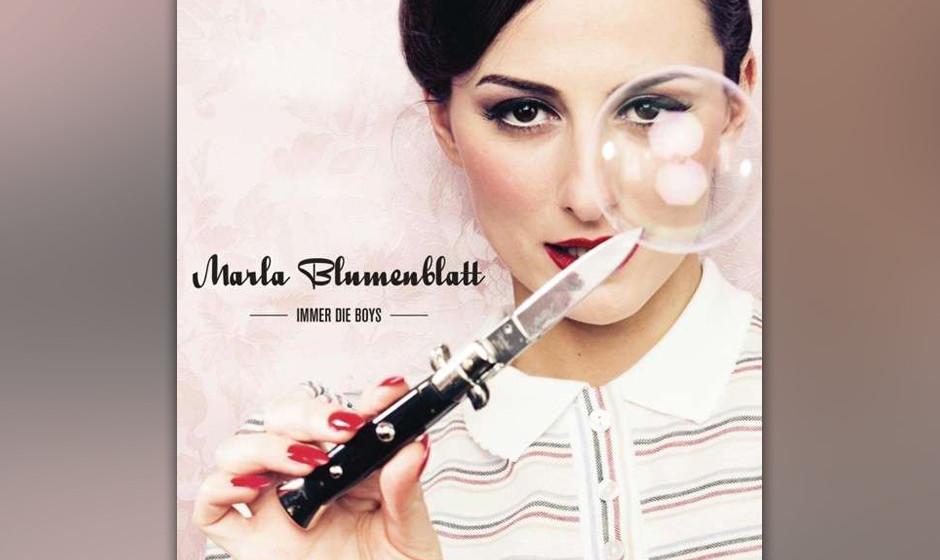 Marla Blumenblatt - 'Immer die Boys' (6.9.)