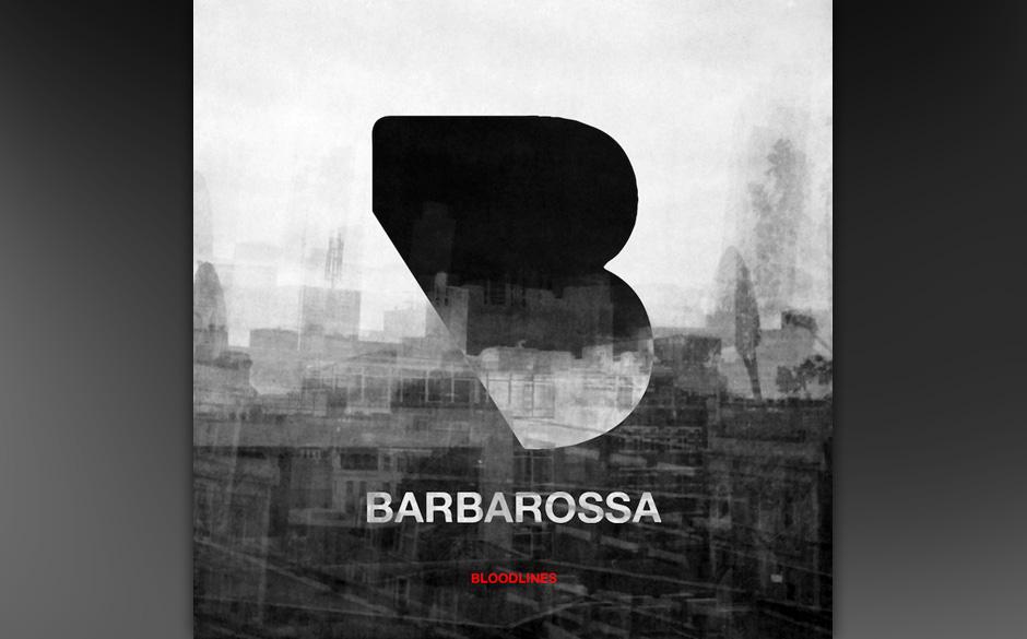 Barbarossa - 'Bloodlines' (9.8.)