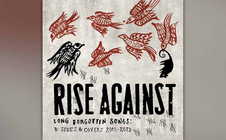 Rise Against - 'Long Forgotten Songs: B-Sides & Covers 2000-2013' (6.9.)