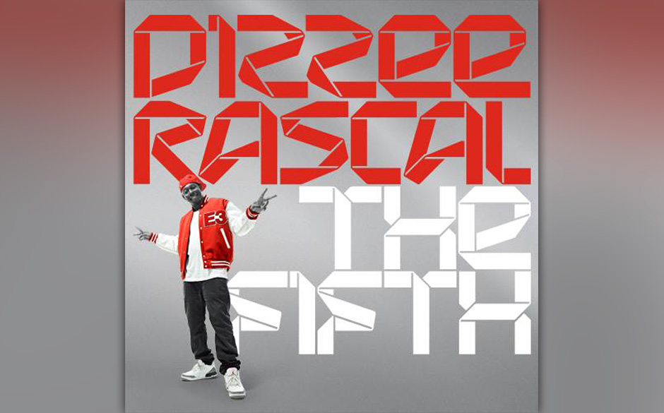 Dizzee Rascal - 'The Fifth' (30.9.)