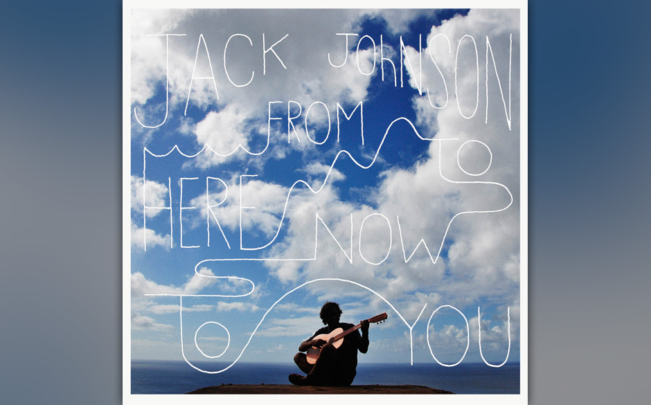 Jack Johnson - 'From Here To Now To You' (13.9.)