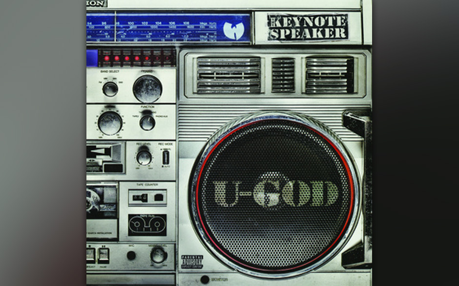 U-God - 'The Keynote Speaker' (9.8.)