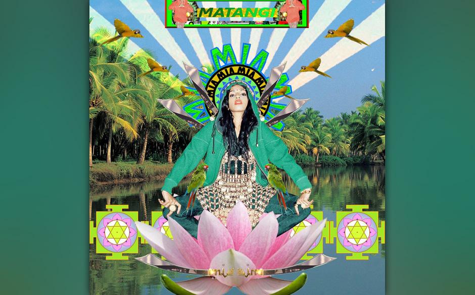 M.I.A. - 'Matangi' (17.9.)