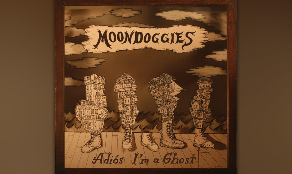 The Moondoggies - 'Adios I'm a Ghost' (16.8.)