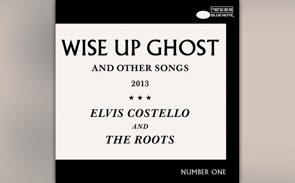 Elvis Costello & The Roots - 'Wise Up Ghost' (13.9.)