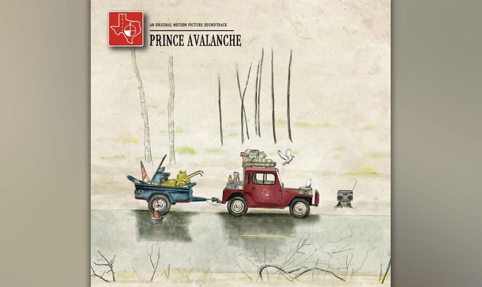 Explosions in the Sky & David Wingo - 'Prince Avalanche: Original Motion Picture Soundtrack' (9.8.)