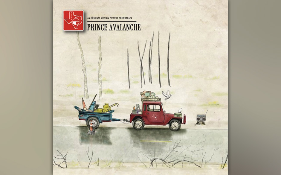 Explosions in the Sky & David Wingo - 'Prince Avalanche: Original Motion Picture Soundtrack' (9.8.)