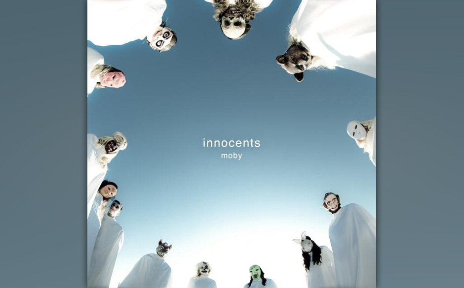 Moby - 'Innocents' (27.9.)