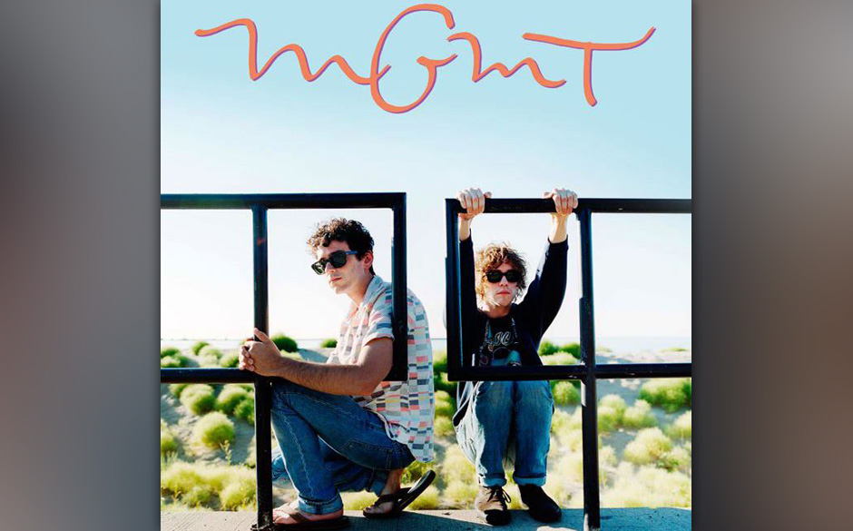 MGMT - 'MGMT' (17.9.)