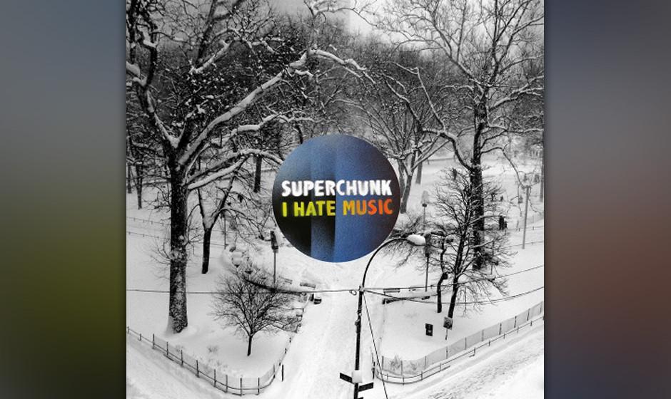 Superchunk - 'I Hate Music' (23.8.)
