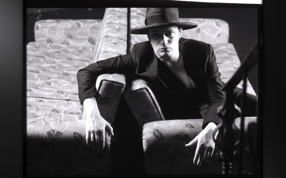 Hamburg, DEU 11.04.2013: Einstuerzende Neubauten; Deutsche Band aus Berlin gegruendet 1980.ACHTUNG HONORARPFLICHTIG - KEIN