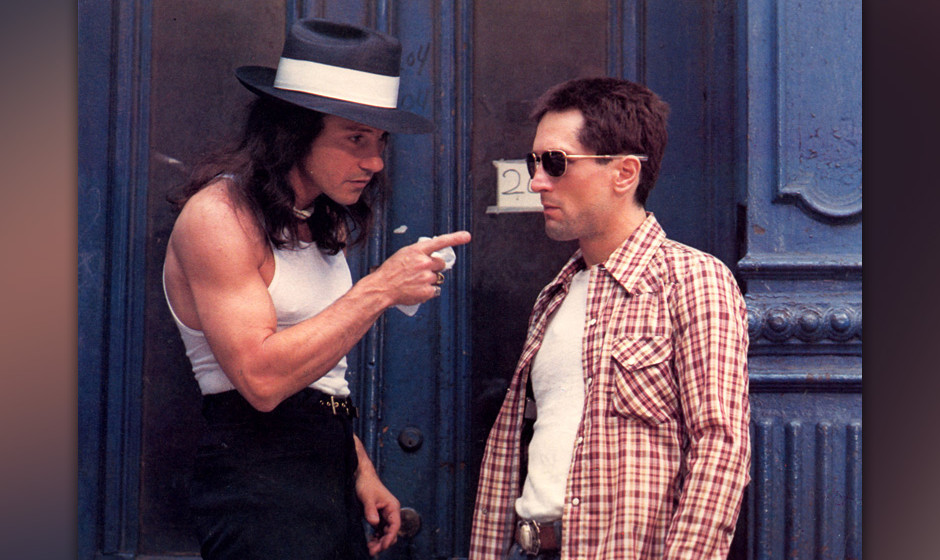 TAXI DRIVER [US 1976]  HARVEY KEITEL, ROBERT DE NIRO     Date: 1976 (Mary Evans Picture Library) Keine Weitergabe an Drittver