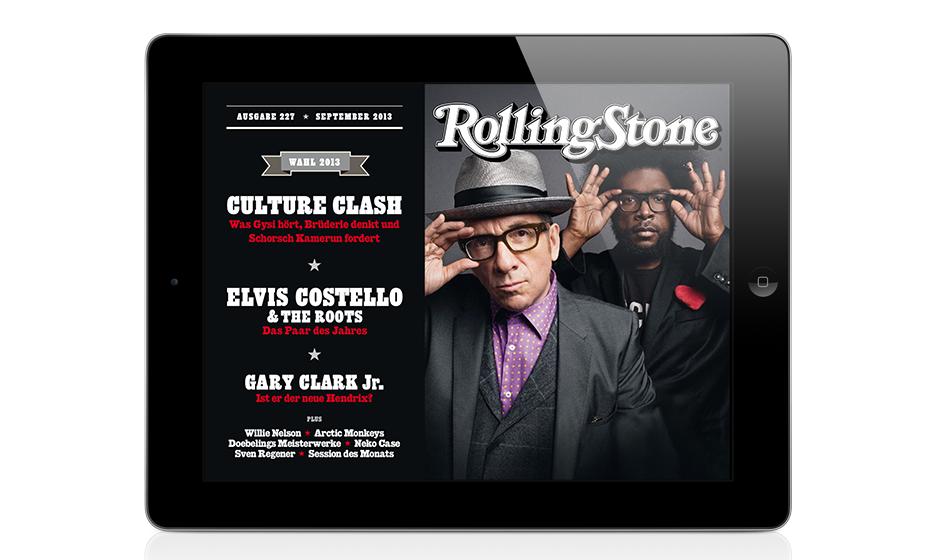 Titelstory: Elvis Costello & The Roots