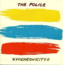 3. The Police: Synchronicity II (aus 'Synchronicity', 1983). Ein Roman in vier Minuten: britische Arbeiterklasse, grauer Himm