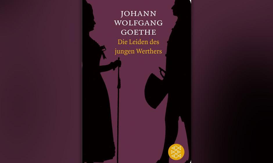 Reich-Ranicki: der Kanon. Herausragende Werke in deutscher Sprache. 20 Romane. Goethe: Die Leiden des jungen Werthers