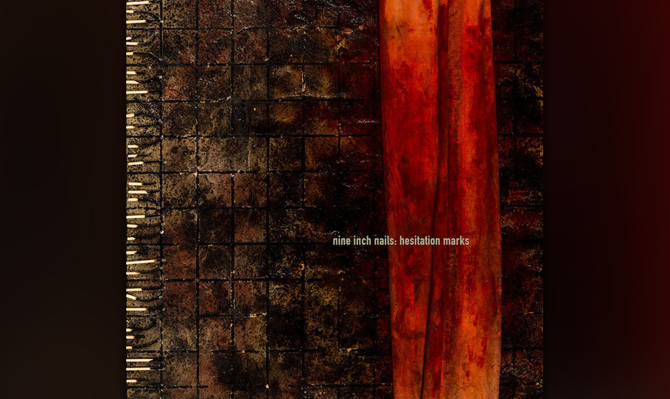 Nine Inch Nails - 'Hesitation Marks'  Das achte und bisweilen poppigste Werk der Industrial-Rocker.