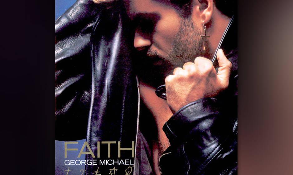 472. Faith: George Michael (1987). Nachdem Michael Wham! verließ, demonstrierte er seinen Schritt ins Erwachsenendasein, ind