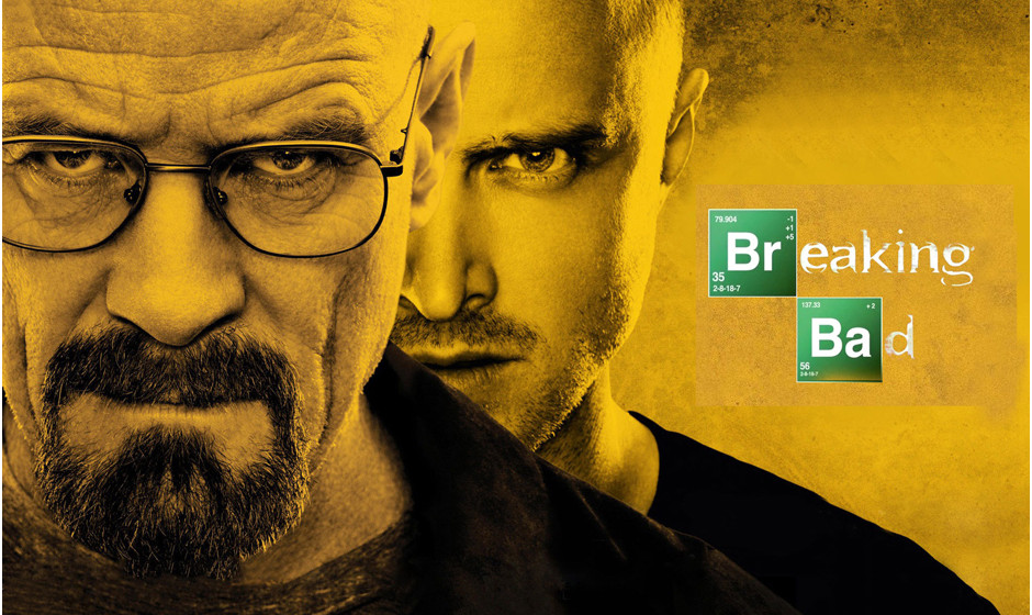 Breaking Bad –Staffel fünf.