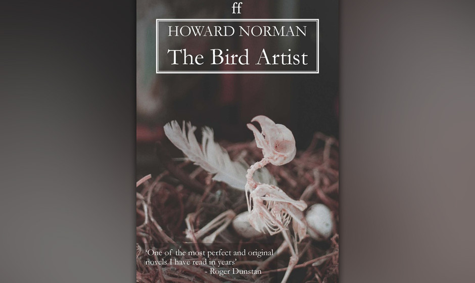 The Bird Artist, Howard Norman, 1994