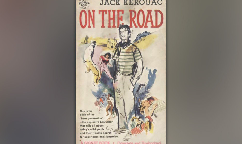 On The Road, Jack Kerouac, 1957 (dt. Unterwegs)