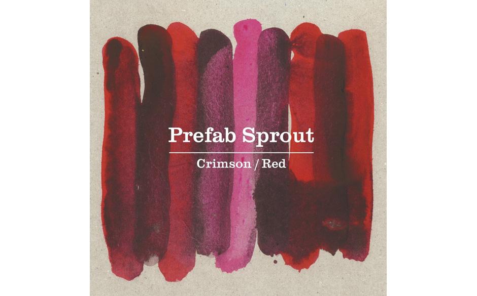 Prefab Sprout –Crimson/Red