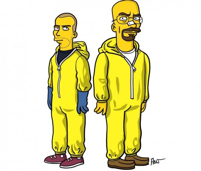 Breaking Bad: Jesse und Walt