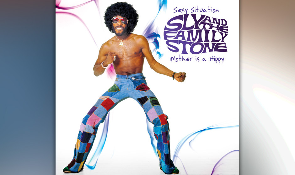 Sly & The Family Stone: SEXY SITUATION B/W MOTHER IS A HIPPY. Format: 7' Vinyl