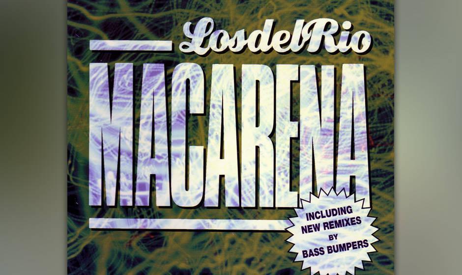"""Los del Río verkauften ihren Hit """"Macarena"""" von 1995 10 Millionen mal in Singleformat. Wer kennt den Song denn auch nicht?!"""