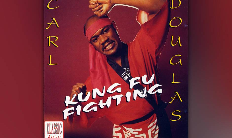 """Carl Douglas kämpfte sich mit ebenfalls 11 Millionen verkauften Singles ganz an die Spitze: """"Kung Fu Fighting"""""""