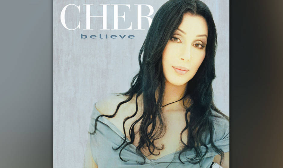 """Chers """"Believe"""" schafft es mit 11 Millionen verkauften Einheiten ebenfalls in unsere Galerie."""